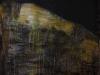Mélanie brochet, Corps, latex-et-techniques mixtes, sur toile, 170x80cm, 2002