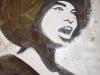 Melanie brochet, 2009-angela-davis-130x90-cm