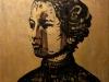 Melanie brochet, la-tonkinoise-80x80cm-2010