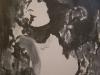 Mélanie brochet, twenties, toile sur chassis, 81x65-cm2012
